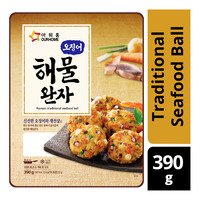 OurHome Frozen Korean Traditional Seafood Ball
