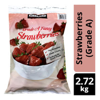 Kirkland Signature Frozen Strawberries (Grade A)