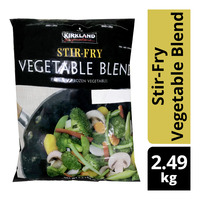 Kirkland Signature Frozen Stir-Fry Vegetable Blend