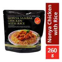 Prima Taste Ready Meal - Nonya Chicken with Rice
