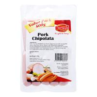 Tierney's Pork Chipolata