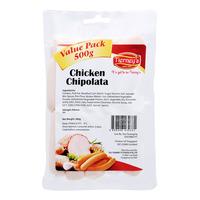Tierney's Chicken Chipolata
