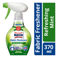 Magiclean Fabric Freshener - Refreshing Mint