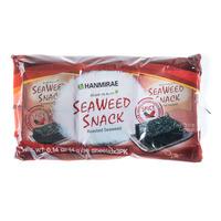 Hanmirae Seaweed Snack - Spicy