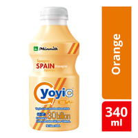Monmilk Yoyi C Live Lactobacillus Bottle Drink - Orange