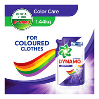 Dynamo Power Gel Laundry Detergent Refill - Color Care