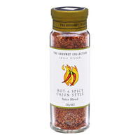 The Gourmet Collection Spice Blend - Hot & Spicy Cajun