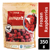 Tesco Frozen Raspberries