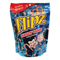 Flipz Candy Cane Peppermint Pretzels