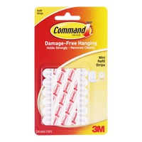 3M Command Refill Strips - Mini