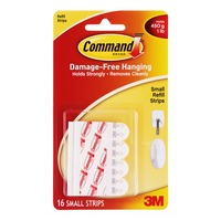 3M Command Refill Strips - Small