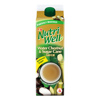 F&N NutriWell Reduced Sugar Drink - Water Chestnut & Sugar Cane