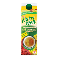F&N NutriWell Reduced Sugar Drink - Chrysanthemum & Wolfberry