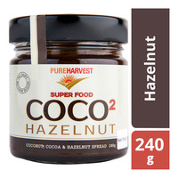 Pureharvest Super Food Coco2 Spread - Hazelnut