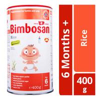 Bimbosan Organic Flours - Rice