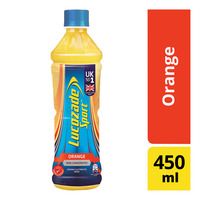 Lucozade Sport Isotonic Electrolyte Bottle Drink - Orange