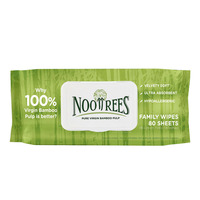 NooTrees Bamboo Wet Wipes - Hand & Face