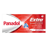 Panadol Extra with Optizorb Caplets