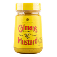 Colman's Mustard Sauce - Original English