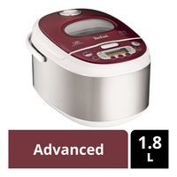 Tefal Fuzzy Logic Rice Cooker - Advanced (RK8105)