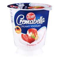 Zott Cremabella Creamy Yoghurt - Strawberry Panna Cotta