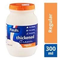 Paul's Thickened Cream - Regular