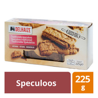 Delhaize Traditional Speculoos Biscuits