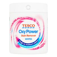 Tesco Oxy Power Powder Detergent - Whites