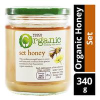 Tesco Organic Honey - Set