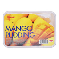 Naspac Mini Pudding with Nata De Coco - Mango