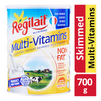 Regilait Instant Skimmed Milk Powder Formula - Multi-Vitamins