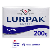 Lurpak Butter - Salted