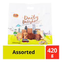 Lee Biscuits - Daily Delight (Assorted)