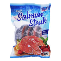 Okeanoss Frozen Salmon (Steak)