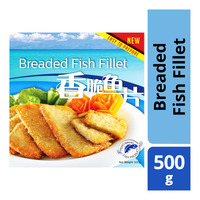 Peng Wang Breaded Fish Fillet