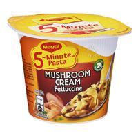 Maggi 5-Minute Instant Cup Pasta - Mushroom Cream Fettuccine
