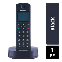 Panasonic Digital Cordless Phone - Black