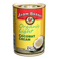 Ayam Brand Coconut Cream - Organic Light