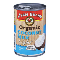 Ayam Brand Coconut Milk - Organic Light
