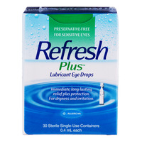Refresh Lubricant Eye Drops - Plus