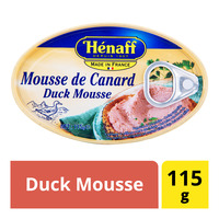 Henaff Duck Mousse