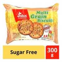 John Garden Multi Grain Biscuits - Sugar Free