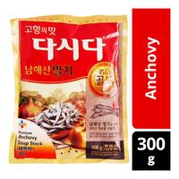 CJ Cheiljedang Premium Soup Stock - Anchovy