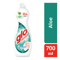 Glo Soft Touch Dish Liquid - Aloe