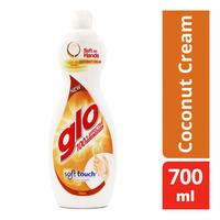 Glo Soft Touch Dish Liquid - Coconut Cream
