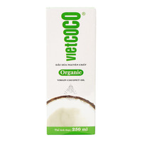 Vietcoco Organic Virgin Coconut Oil
