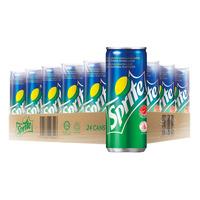 Sprite Sparkling Lemon Lime Can Drink - Slim