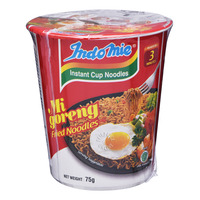 Indomie Mi Goreng Instant Cup Noodles - Fried