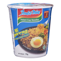 Indomie Mi Goreng Instant Cup Noodles - Barbeque Chicken