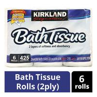 Kirkland Signature Bath Tissue Rolls (2ply)